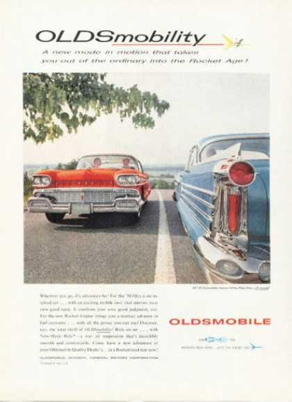 Oldsmobile Olds (1958)