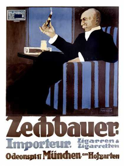 Zechbauer &#8211; Otto Ludwig Naegele &#8211; Alemania (1906)