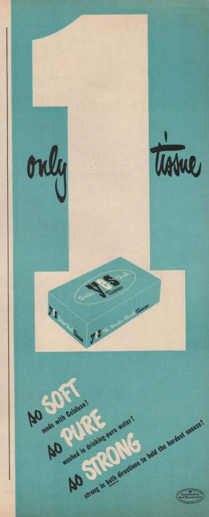 Yes Only One Tissue (1949)
