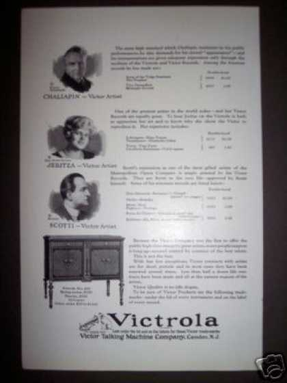 Victrola Rca Victor Talking Machine (1923)