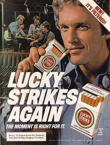 Lucky Strike (1983)