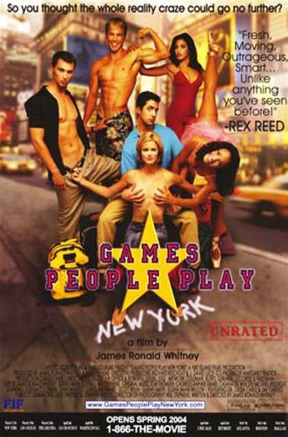 Games People Play (2008)