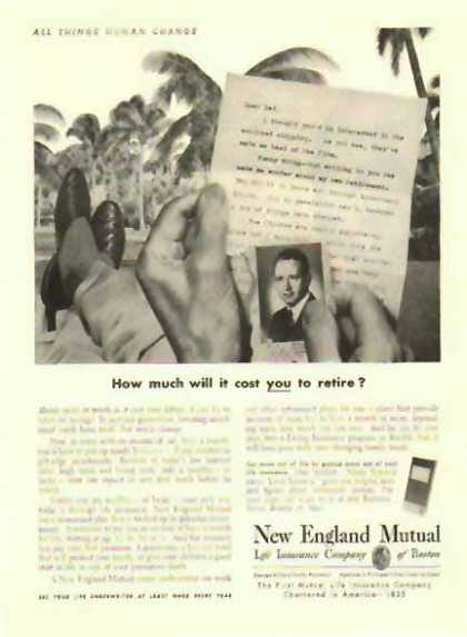New England Life – Dear Dad (1949)