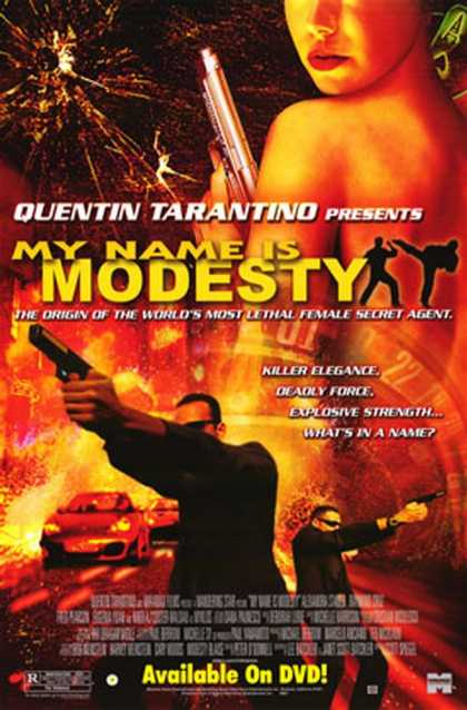My Name Is Modesty (2004)