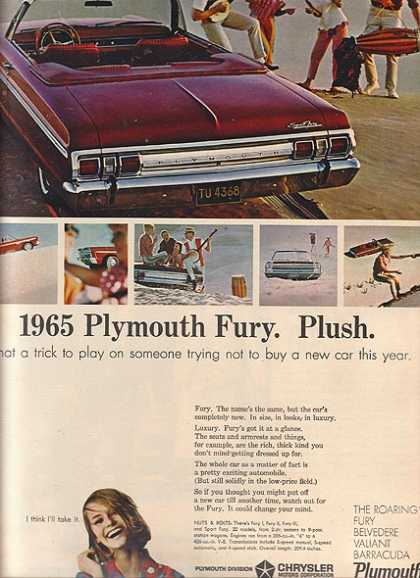 Chrysler's Plymouth (1964)