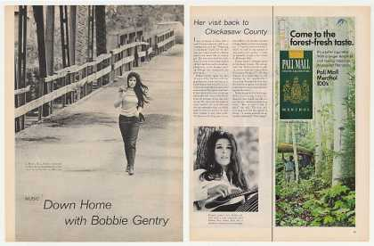 Bobbie Gentry 3-Page Photo Article (1967)