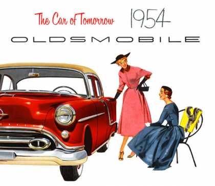 Oldsmobile Ninety-Eight (1954)