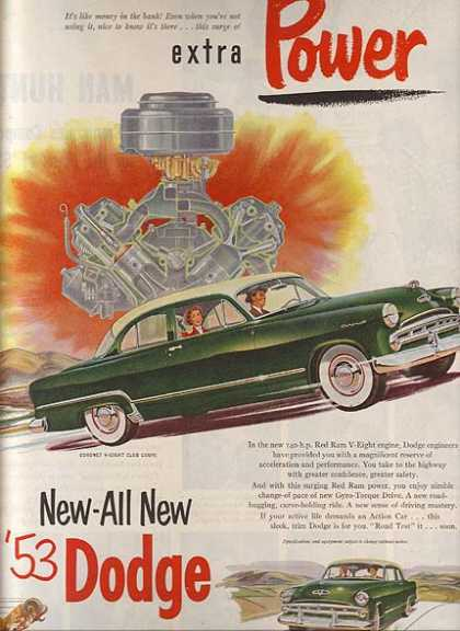 Chrysler's Dodge (1953)
