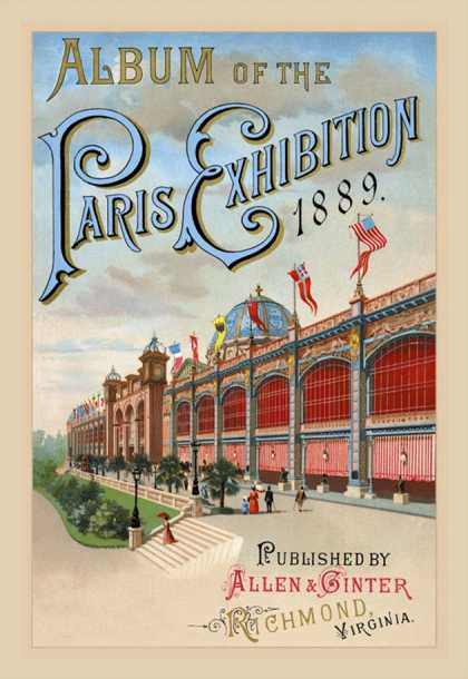Album of the Paris Exhibition (1889)