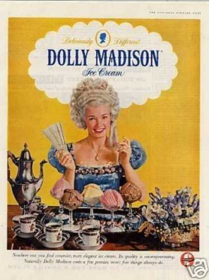 Dolly Madison Ice Cream (1960)