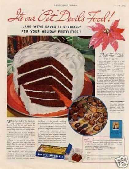 Baker's Chocolate (1935)