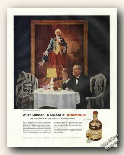 After Dinner-a Dram of Drambuie (1956)