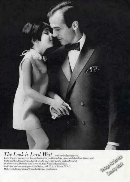 """""""The Look Is Lord West...and the Lady Approves"""" (1967)"""