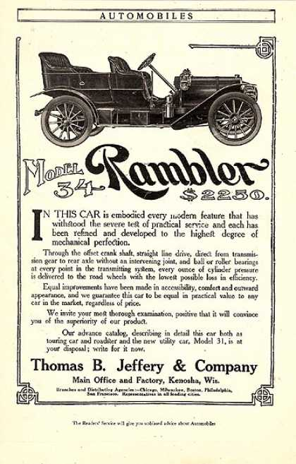 Rambler (1908)