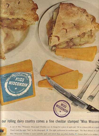 Armour's Cheddar Cheese (1956)