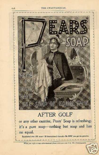 Pears Soap (1897)