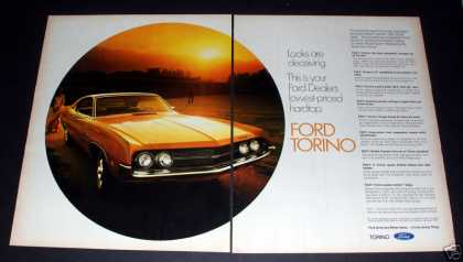 "Ford Torino, ""Looks Are Deceiving"" (1970)"