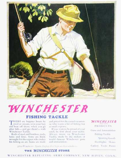 Winchester Fishing Tackle