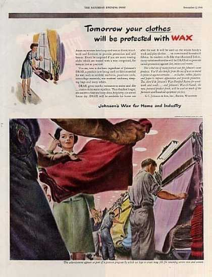 Johnson's Wax (1944)
