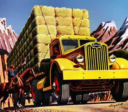 Autocar Trucks, William Campbell (1947)