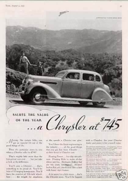 Chrysler Airstream Touring Sedan (1935)