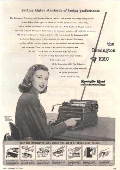Remington (Remington KMC) (1948)