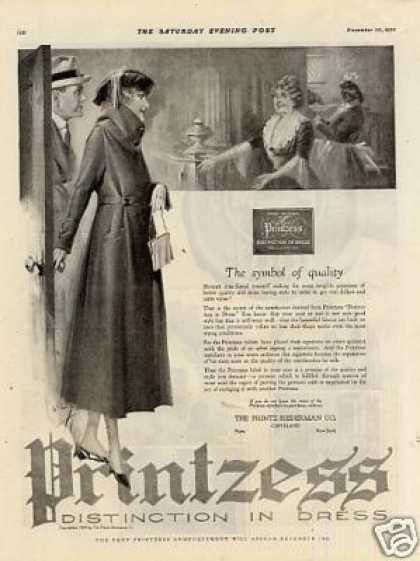 Printzess Dress (1920)