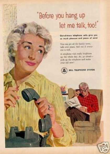 Bell Telephone System (1958)