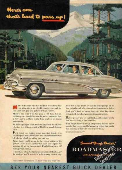 Buick Roadmaster Rare Color (1951)