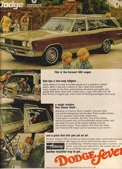 Chrysler's Dodge (1968)