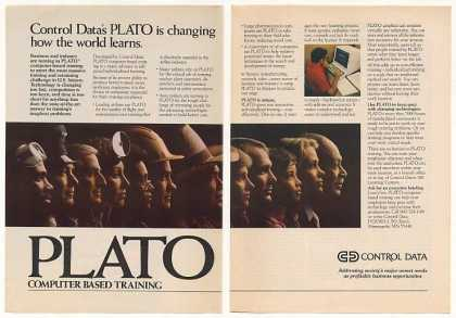 Control Data PLATO Computer Based Training (1982)