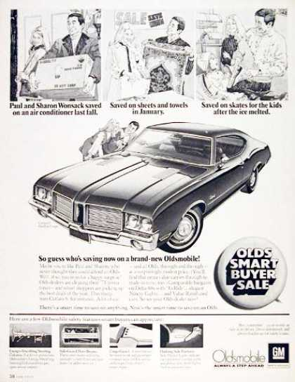 Oldsmobile Cutlass S (1971)