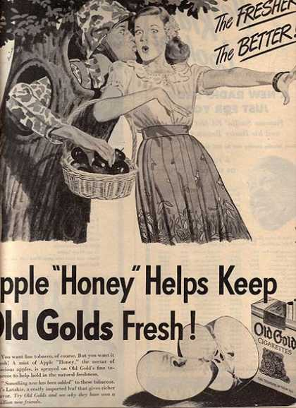 Old Gold (1944)