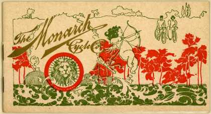 Monarch Cycle Co.'s Monarch Bicycles – The Monarch Cycle Co. (1894)