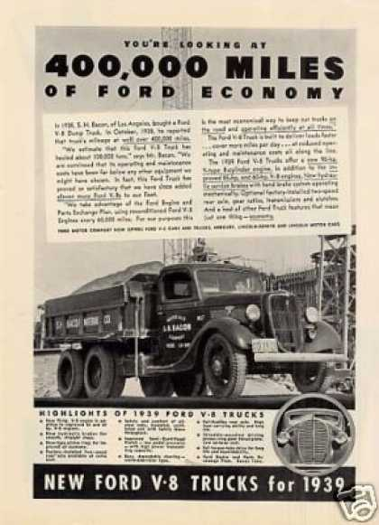 Ford Truck (1939)