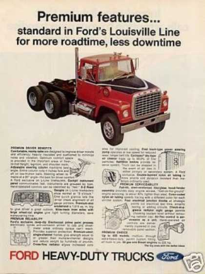 Ford Heavy-duty Truck (1972)
