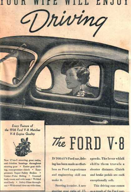 Vintage Car Advertisements of the 1930s (Page 62)