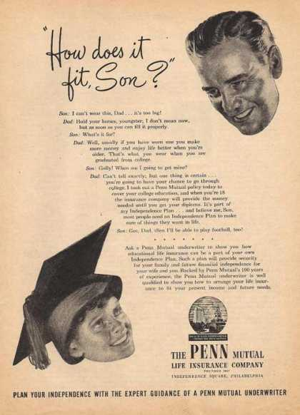 Penn Mutual Insurance Company (1947)