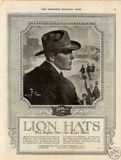 Lion Hats (1920)