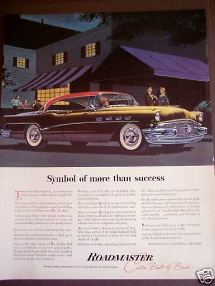 Buick Roadmaster Automobile Car (1956)
