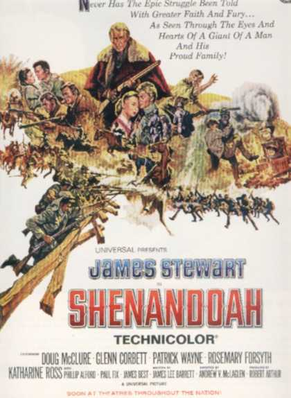 Shenandoah (James Stewart) (1965)