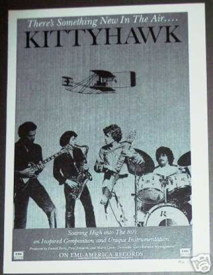 Kittyhawk On Emi Record Promo (1980)