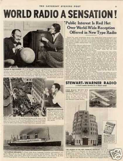 Stewart-warner Radio (1931)