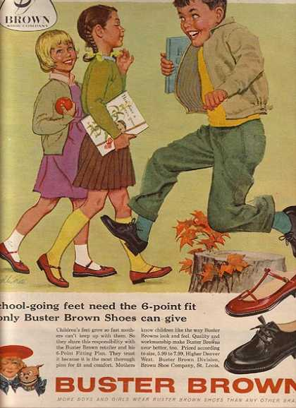 Buster Brown&#8217;s Lindy (1958)
