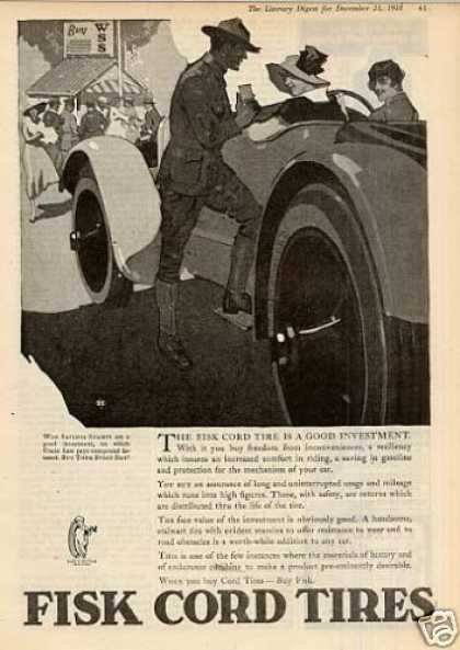 Fisk Tire (1918)