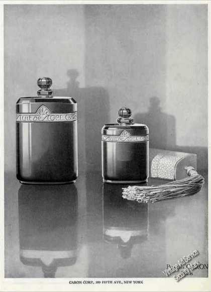 Nuit De Noel Parfums Caron Paris Antique (1930)