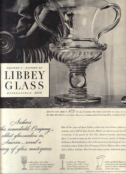Libbey's Chapter 1 – History of (1946)