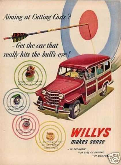 Willys Wagon (1951)