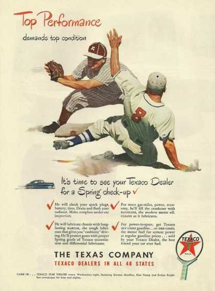 Texaco Top Performanc (1948)