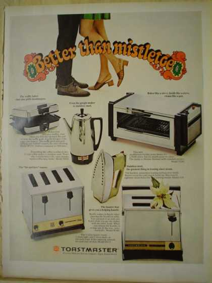 Toastmaster products Better than mistletoe (1969)
